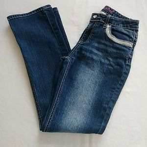 Girls Red Camel jeans